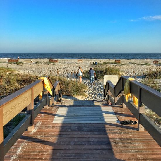 Beach walk 3