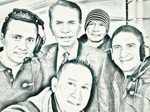 Selfie Time Don_Alf Tv Recordguinness #Ecuavisa