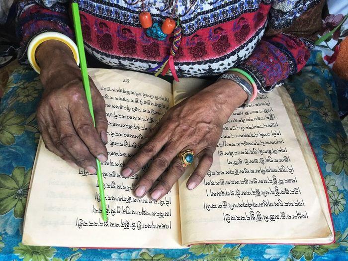 alphabet. Human Hand Book Paper Close-up Text Alphabet Writting Handwritting EyeEm Best Shots Nepal Travel Education Lesson Woman Woman Hands Hands Elderly Wise Wisdom Holding Pen Writing Instrument
