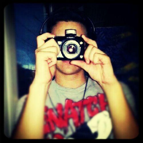 #me #camera #photo #train #fun #frinds (: