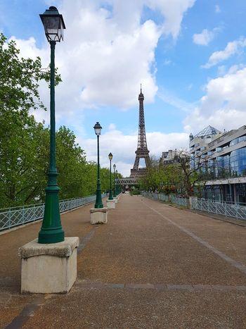 Cloud - Sky Sky Day Street Light Tree No People Outdoors Water Paris Paris, France  Paris ❤ Paris Je T Aime Paris, France  Parisjetaime