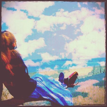 ≫me×beach×sky#5 Summer Sea ≫original Picture.