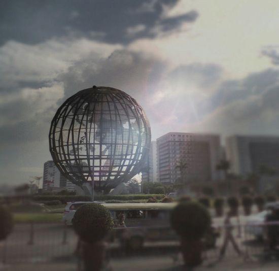 You make my world go round. ILoveSM Skyporn Livelifetothefullest Fotografia IExplorePH
