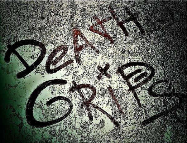 Deathgrips Tegg Graffiti Text Symbol Underground First Eyeem Photo