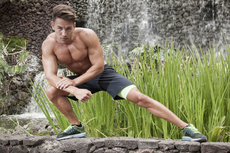 Balance Cardio Fitness Fitness Training Guy Gym Inspiring Man Model Motivation Muscle Nature Park Personaltraining Sixpack Sport Staypositive Stretching Strong Telemacox Tenerife Training Transformation