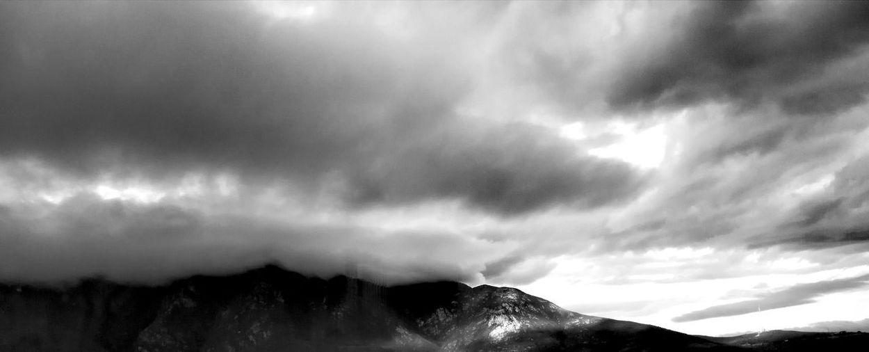 Thunderstorm Storm Sky Cloud - Sky