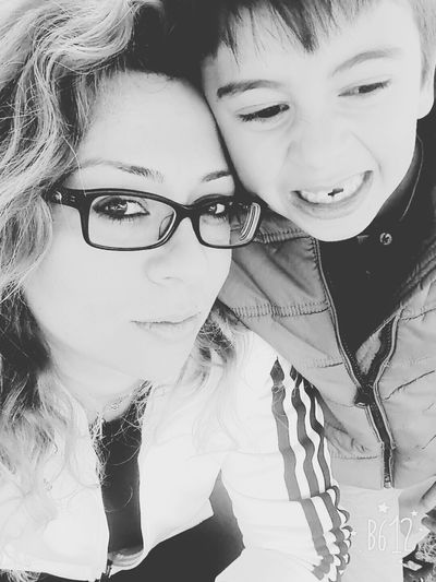 Enjoy our weekend together... we re best friends... EyeEm Best Shots EyeEm EndlessLove Hello World MyBoy EyeEmBlackAndWhite Blackandwhite Happiness ♡ MySON♥ Cheese!