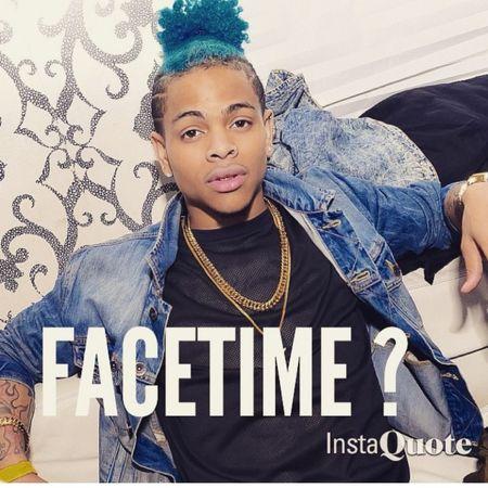 FaceTime me