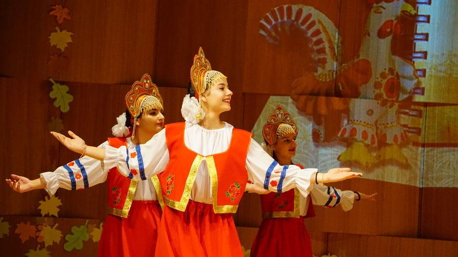 Costumes Dancer