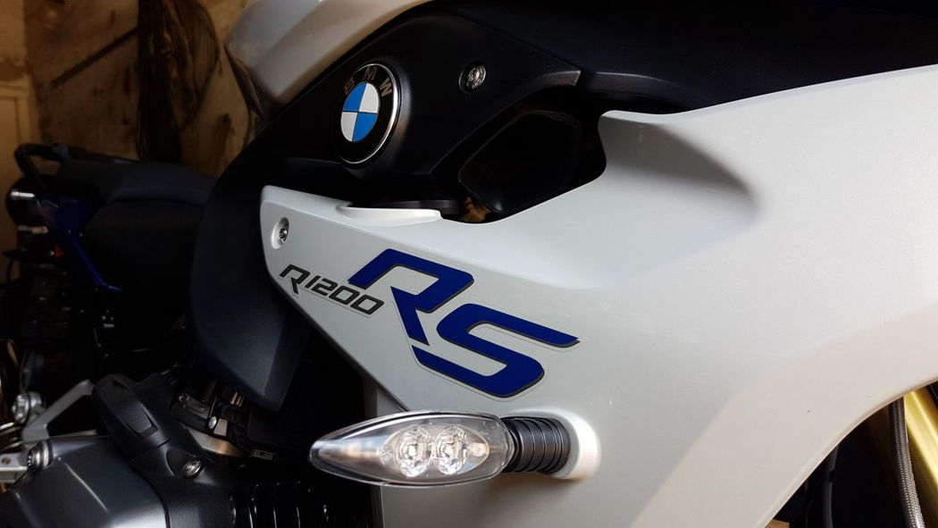 Motorcycles for transportation and fun... Bmw Motorcycle R1200RS Sport Tourer Biker Life This Is Masculinity Close-up Information