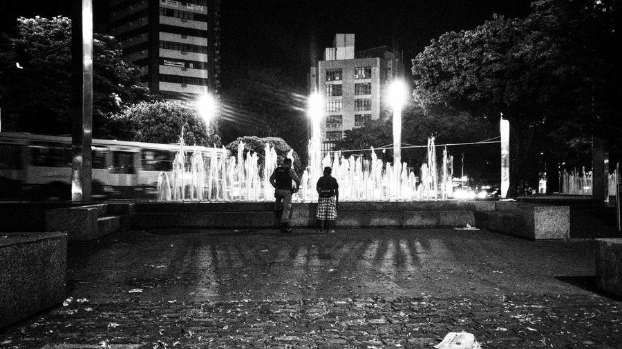 Savassi Bh B&w Street Photography