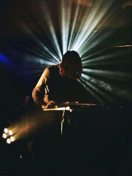 Hundred waters Hundred Waters Live Music Berghain Berlin Electronic KORG The Innovator