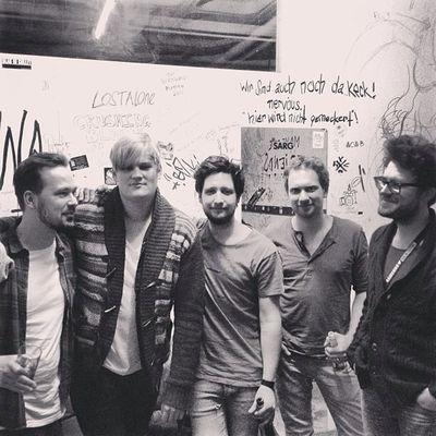 Thefogjoggers Magnetclub Berlin Silvester instragram music backstage