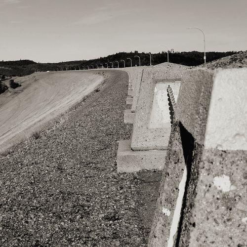 Outdoors Dam Road