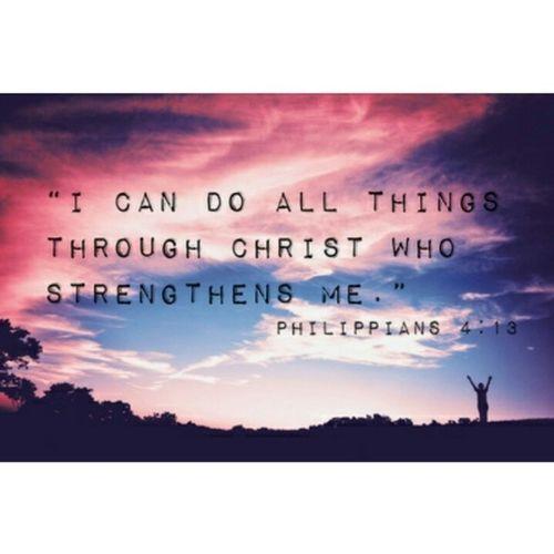 Philippians 4:13 <3 BibleVerseOfMyLife BIBLEVERSE Philippians 413