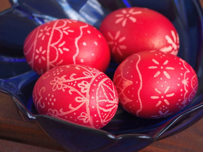 Bauble Celebration Celebration Event Close-up Cultures Day Easter Easter Easter Egg Easter Egg Easter Eggs Easter Ready Easter Traditions Egg Food And Drink Holiday - Event Hungarian Tradition Hungary Indoors  No People Red Red Eggs Table Tradition Traditional Festival