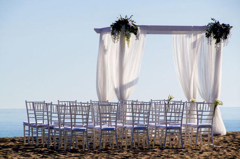 Wedding Sky