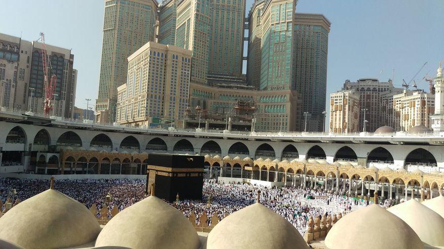Makkah Holly Mosque