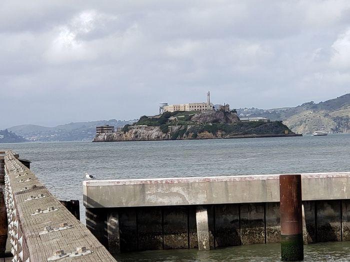 Alcatraz Beach