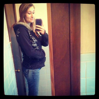 23 Weeks Today Yall