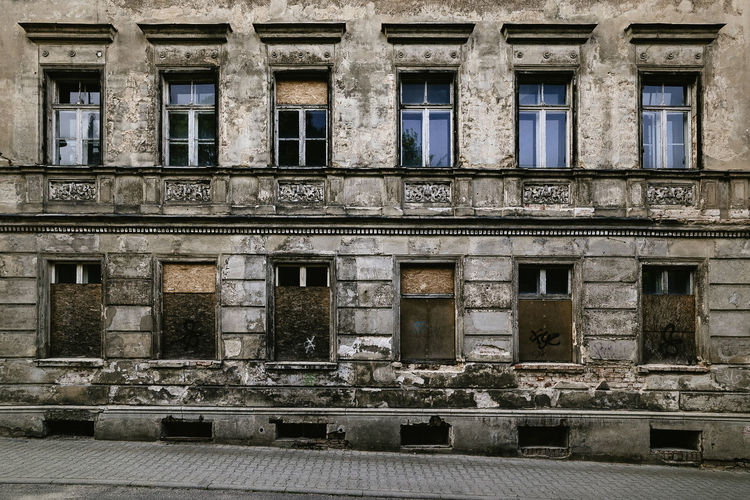 View of building exterior