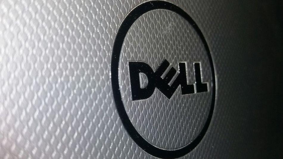 Dell Laptop Branding Photography Fun