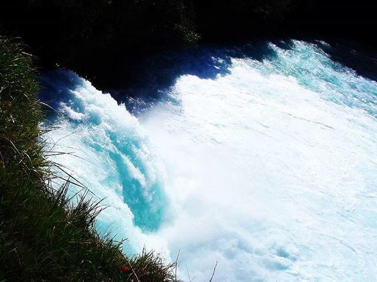 Waterfall Water Whitewater Hukafalls Taupo Aotearoa NZ Newzealand Nature Nature_waterfalls