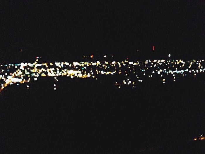 Winona @ night ? Winona Night Time City Lights