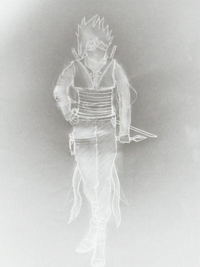 my own Naruto chracter Naruto