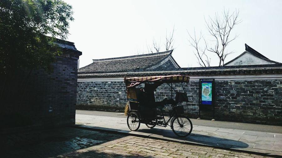 Tianyi Pavilion Ningbo China Trike Chinese Culture