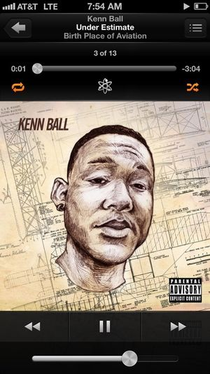 R.I.P Kenn Ball All My Cleveland G's Know Whats Up