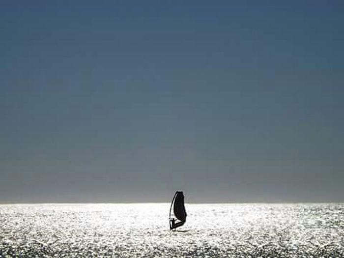 Vida de playa Being A Beach Bum Enjoying The Sun Sunshine Sea Surfing I Hate Ht Beach Windsurf Sport Silhouette
