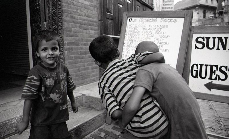 Nepalople] Nepal The Moment - 2014 EyeEm Awards The Street Photographer - 2014 EyeEm Awards