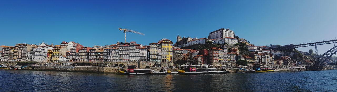 Porto Landscape Landscape_Collection Summer 2016 River Cais City Blue Blue Sky Landscape_photography