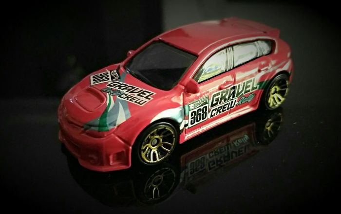 Subaru WRX by Hot Wheels Diecastphotography DiecastIndonesia