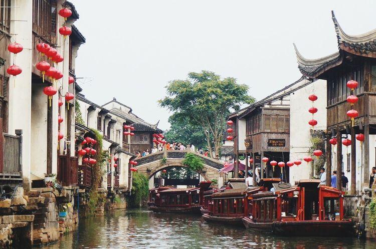 Suzhou, China 山塘街