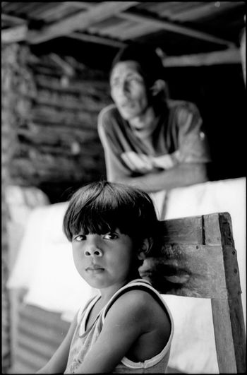 Morrones, Portuguesa State - Venezuela / © Aaron Sosa ww.aaronsosaphotography.com www.aaronsosablog.com Assignments Taking Photos Photography Light And Shadow Black And White Blackandwhite Film Venezuela Portrait Children