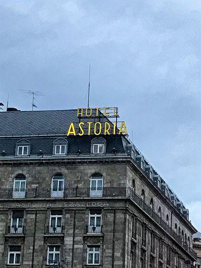 Hotel Astoria Beatiful House Inthecity  Budapest, Hungary