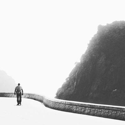 Lonely traveler Traveler Ulleungdo 울릉도 여행자