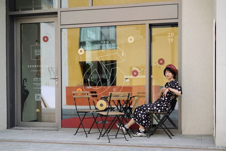 Cafe One Person