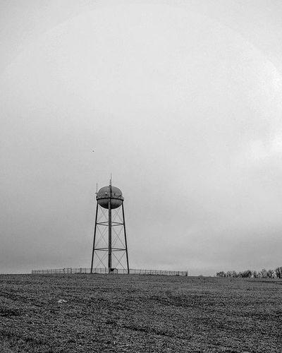 Ol country water tower outside Atchison Kansas. ...Ks_pride Atchison Country Kansasmag Kansasphotographer Kansasphotos Kansasnature Worldwide World_bnw Wow_america_landscape Wow_america_bnw