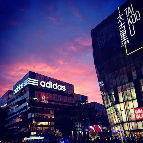 Cities At Night 看不见你的笑让我怎么睡得着…… Beijing