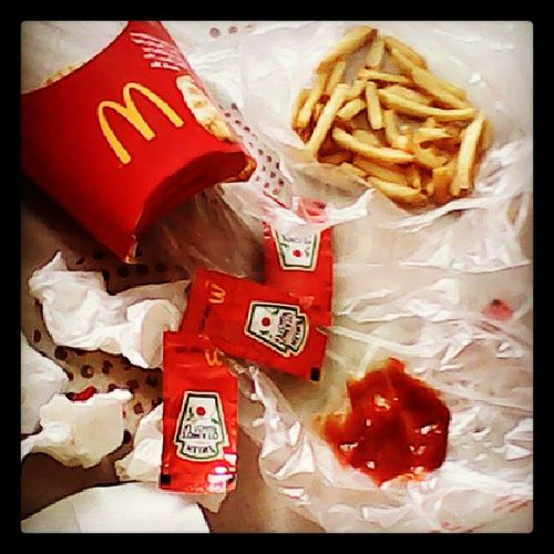 McDo Fries Hungry4more