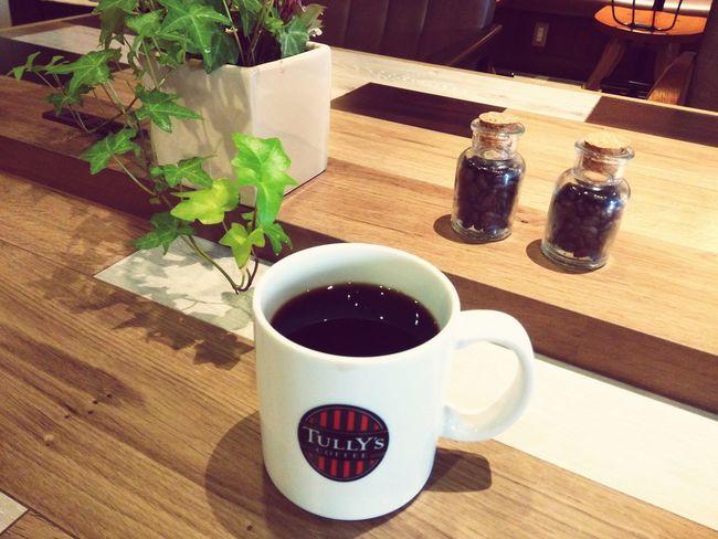 コーヒー放浪記 Tully's タリーズコーヒー