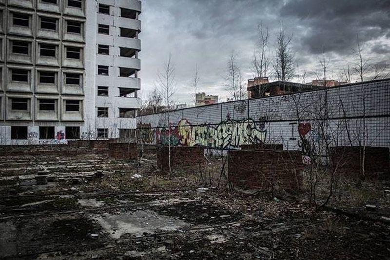 хзб ховрино заброшенное больница фото русские_тайны Russecret