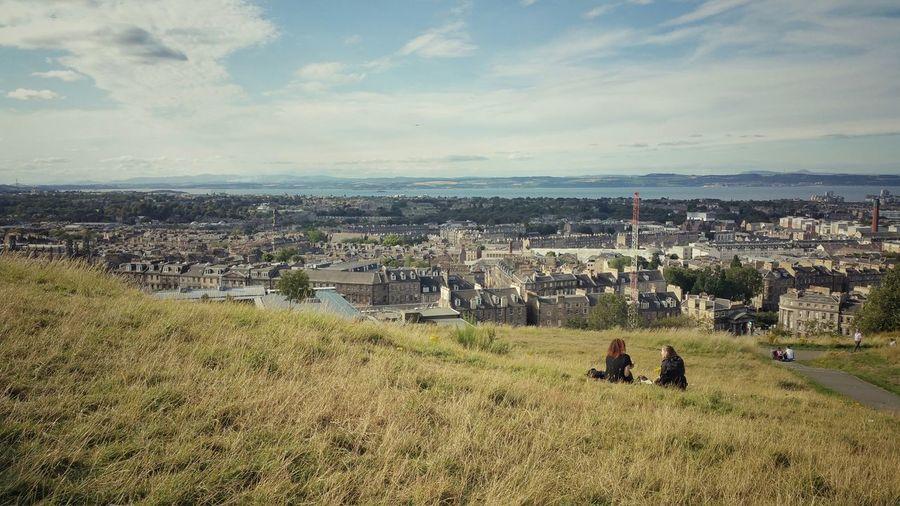 Calton Hill Edinburgh Scotland Cityscapes Landscapes Smartphonephotography Samsunggalaxynote4 Samsung Galaxy Note 4