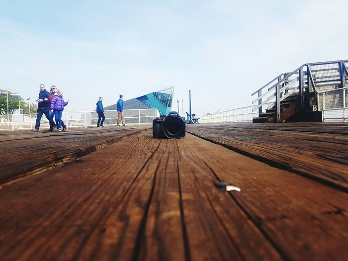 The Deep Hull Outdoors People Day Sky Taking Photos City Enjoying Life Clear Sky Check This Out Adventure Club Eyeemvision Hull City Of Culture 2017 Out For A Walk Sunny Day
