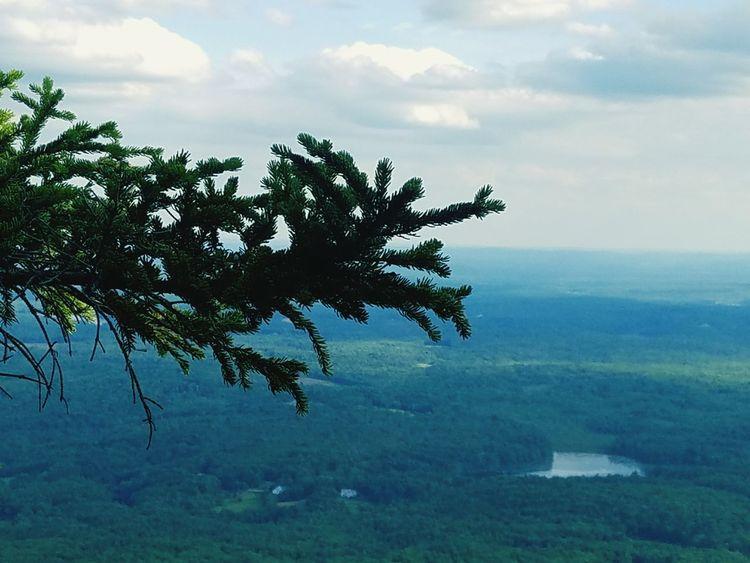 Summer Views Hiking Adventures Mtmonadnock ..