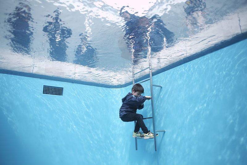 Blue Wave Japan Into The Pool Follow Me On Instagram ♥ samc.hair