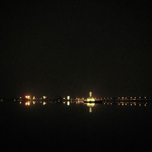 Night View Night Lights Statue Of Buddha Nightlife Smartphonephotography Cityscapes Water Reflections Heart Of Hyderabad HussainSagar Hyderabad